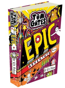 Tom Gates Epic Adventures