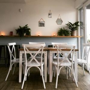 Saltwater beach cafe, Essex, Chalkwell