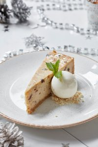 Mince pie cheesecake, Bar + Block, #whatkatydidUK