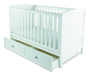 Aldi, Cot bed with drawer