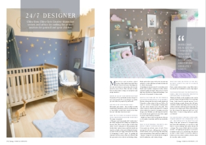 Chloe Gets Creative, Essex Living, Katy Pearson