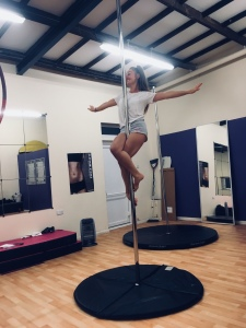 Katy Pearson, Pole Dancing, #whatkatydidUK, Essex