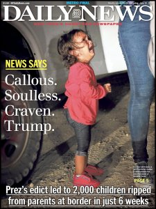 Daily News, american immigration, Katy Pearson