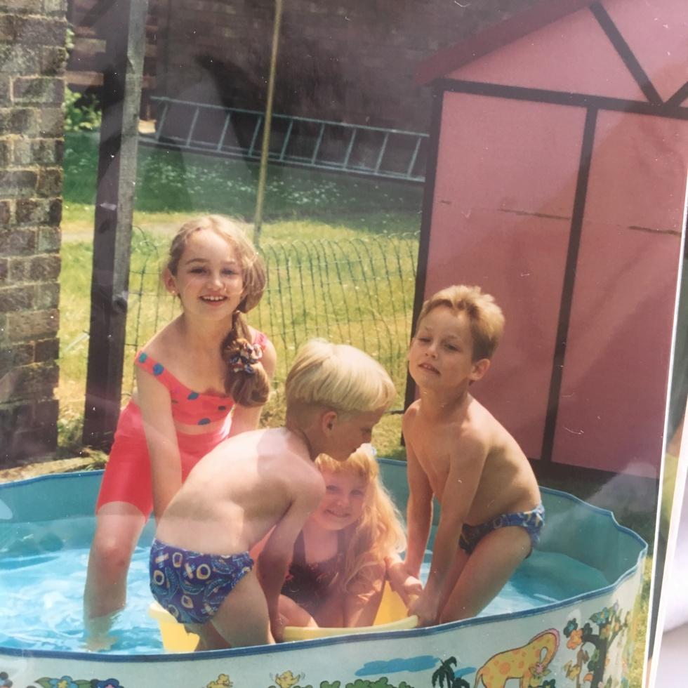 Triplets, Nineties childhood