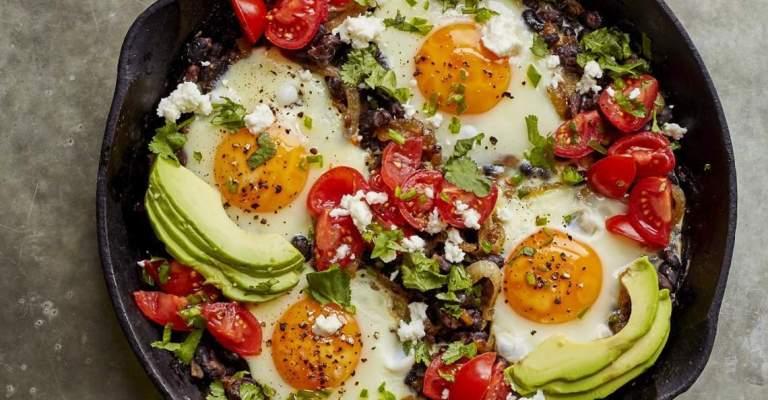 Tom Daley egg recipe